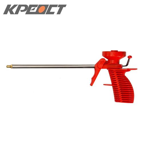 Пистолет для монтажной пены красный
