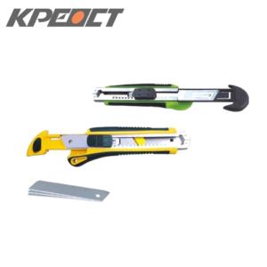 Выдвижные ножи с лезвием 18mm